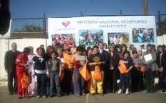 Lanzamiento Campaña Gimnasia de Chiledeportes