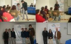 Fundación Futuro Emprendedor y estudiantes del Liceo Alemán visitan Casa CORESOL ASIVA