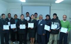 """Graduación """"Armado y Configuración de Computadore"""" en CDP de Valparaíso"""