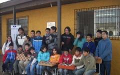 """Maestro internacional de Ajedrez """"Mauricio Flores"""" visitó el taller de esta disciplina en la Casa CORESOL ASIVA"""