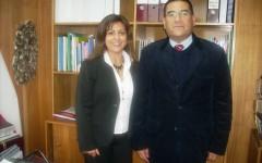 Director Casa Coresol-Asiva sostiene un encuentro con nueva Autoridad Regional de Justicia