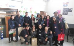 Día del Profesor en el Liceo Coresol de Puerto Montt