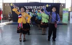 Inauguración del Año Escolar 2015 en el Complejo Penitenciario de Arica