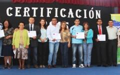 Internos del Complejo Penitenciario de Arica fortalecieron su reinserción social con capacitaciones en oficios