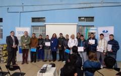Certificaciones en Colina II