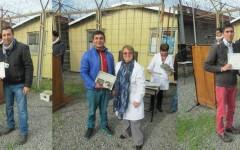 Premiación Primeros Lugares en Rendimiento Liceo Caupolicán