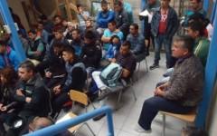 Inicio del año escolar 2016 en Limache