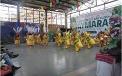 Celebración Machaq Mara en Complejo Penitenciario de Arica
