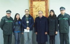 Visita Ministro de Justicia a Puerto Montt