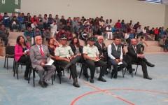 Liceo Antofagasta, celebró por primera vez su aniversario.
