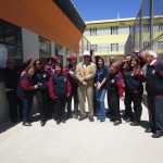Visita a Antofagasta