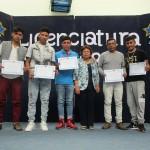 Licenciatura 2018 Antofagasta