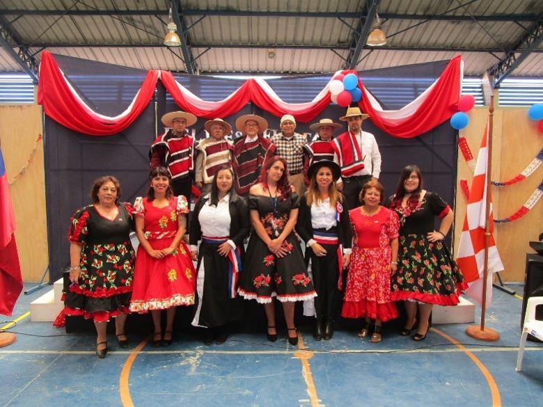 Fiestas Patrias en Antofagasta